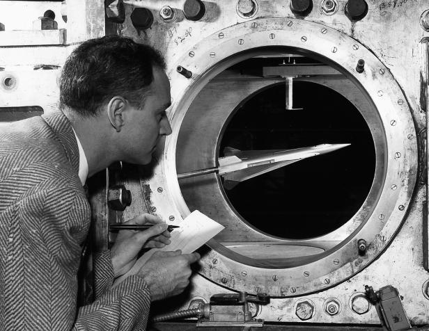 NASA LaRCTerry Panopalis Collection